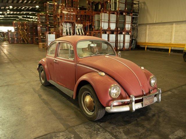 Volkswagen Beetle  - фото 295282