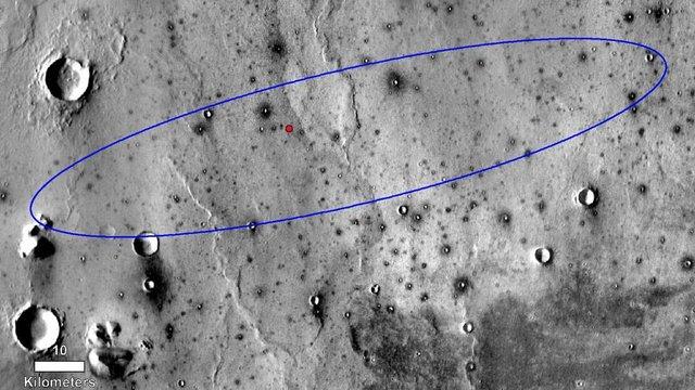 NASA оприлюднило нові фото поверхні Марса - фото 295357