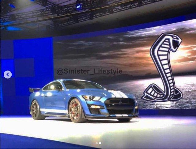 З молотка піде перший Ford Mustang Shelby  - фото 295396