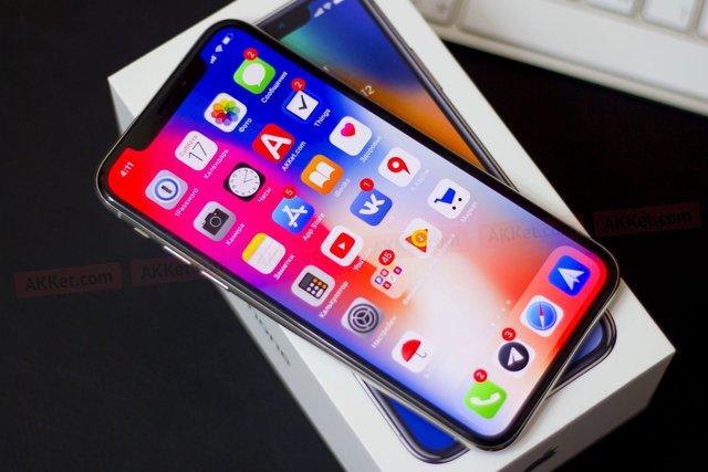 Характеристики iPhone X - фото 295415