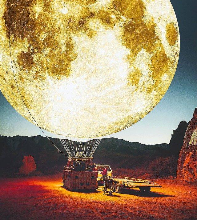 Неймовірний світ у роботах Джастіна Майна: ефектні фото - фото 295463