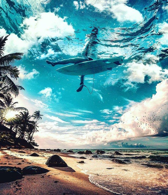 Неймовірний світ у роботах Джастіна Майна: ефектні фото - фото 295468
