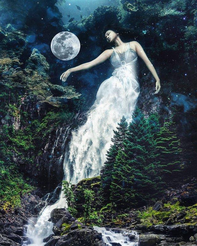 Неймовірний світ у роботах Джастіна Майна: ефектні фото - фото 295471