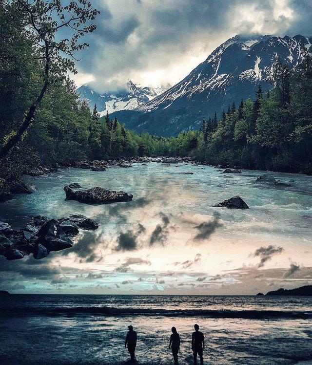 Неймовірний світ у роботах Джастіна Майна: ефектні фото - фото 295473
