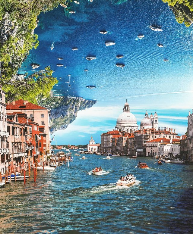 Неймовірний світ у роботах Джастіна Майна: ефектні фото - фото 295479