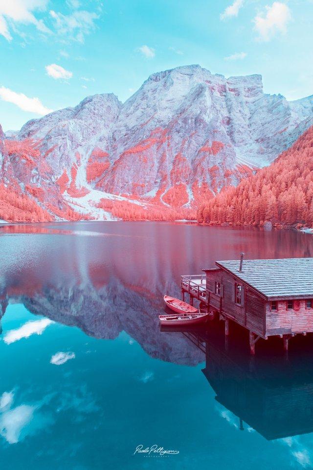 Наче в казці: італійський фотограф показує світ у незвичайних кольорах - фото 295519
