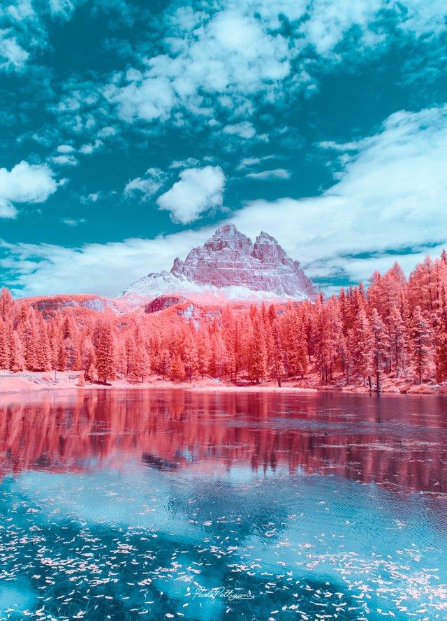 Наче в казці: італійський фотограф показує світ у незвичайних кольорах - фото 295528