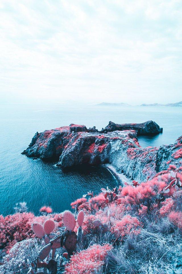 Наче в казці: італійський фотограф показує світ у незвичайних кольорах - фото 295529