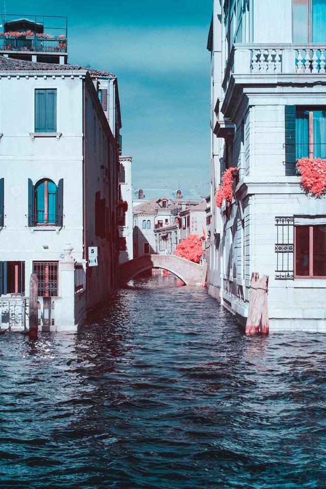 Наче в казці: італійський фотограф показує світ у незвичайних кольорах - фото 295531