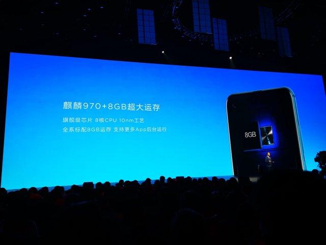 Смартфон Huawei nova 4 - фото 295624