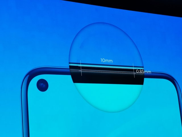Смартфон Huawei nova 4 - фото 295626