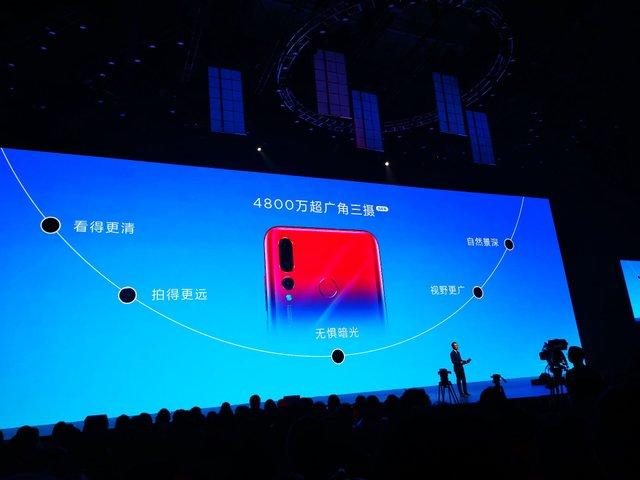 Смартфон Huawei nova 4 - фото 295627