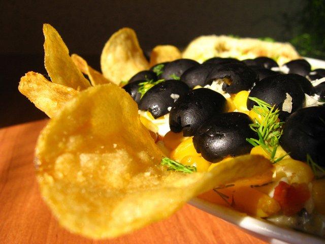 Новорічні салати фото рецепти  - фото 295777