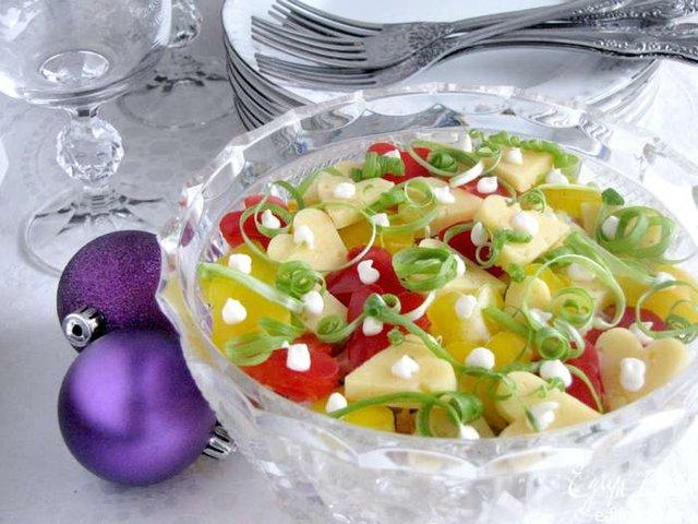 Новорічні салати фото  - фото 295778