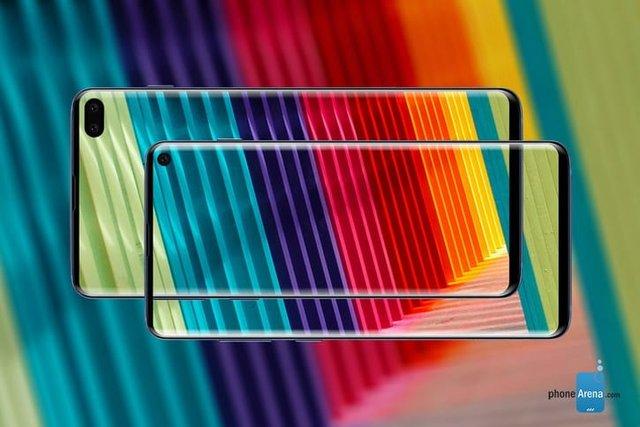 Samsung Galaxy S10 - фото 295791