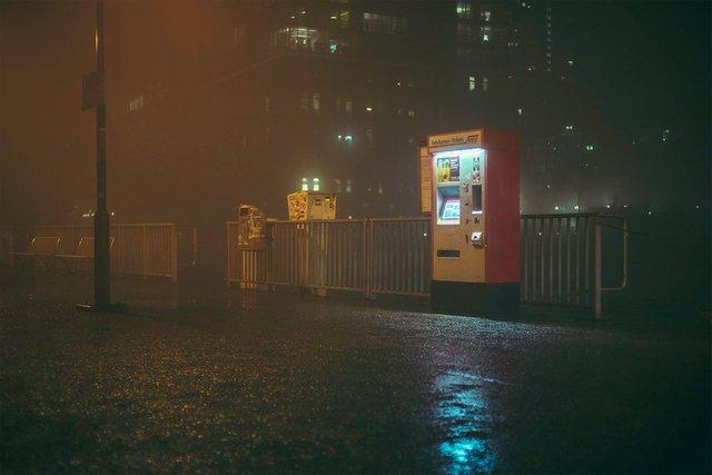Ранковий Гамбург крізь туман: захопливі фото - фото 295981