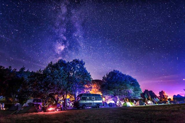 Неймовірні фото Чумацького шляху у небі над Хорватією - фото 296033