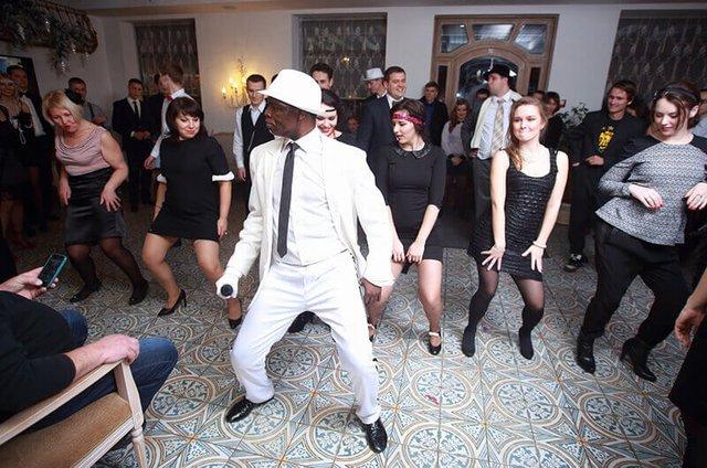 Новорічна вечірка у стилі мафії Чикаго - фото 296072