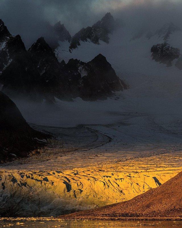 Дика природа Арктики у вражаючих фото мандрівника - фото 296093