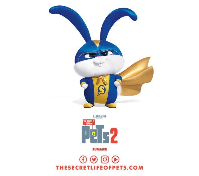 Постер до мультфільму 'Секрети домашніх тварин 2' - фото 296166
