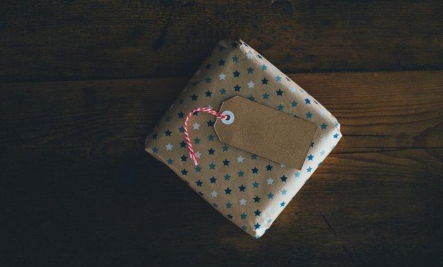 Гарний новорічний подарунок - фото 296534