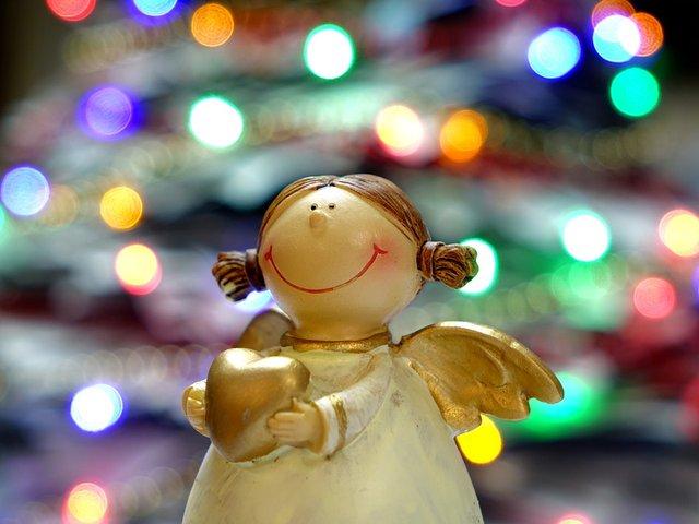 Різдвяний ангел - фото 296696