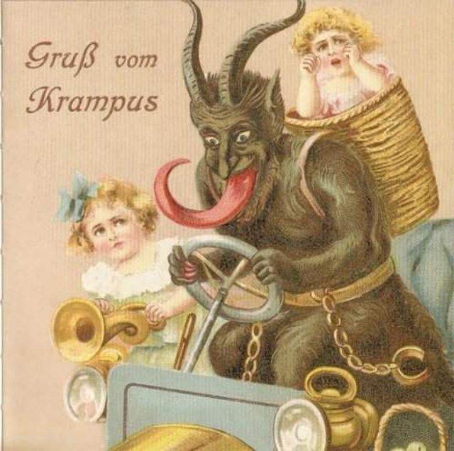 Так виглядали різдвяні листівки у Вікторіанську епоху - фото 296819