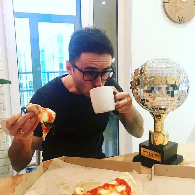 Ігор Ласточкін показав чемпіонський сніданок - фото 296852