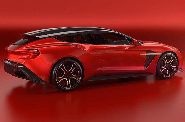 Aston Martin і Zagato показали 4 нові автівки - фото 296888