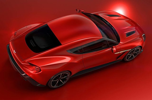 Aston Martin і Zagato показали 4 нові автівки - фото 296890