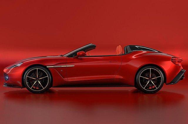 Aston Martin і Zagato показали 4 нові автівки - фото 296891