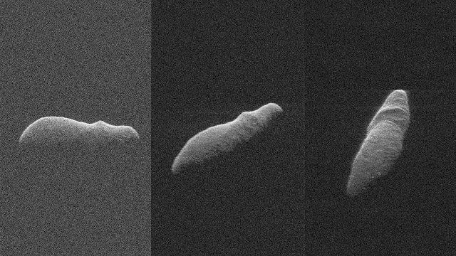 Астероїд у формі бегемота наблизився до Землі - фото 296924