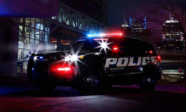 Поліцейський Explorer виявився дуже швидким - фото 296926