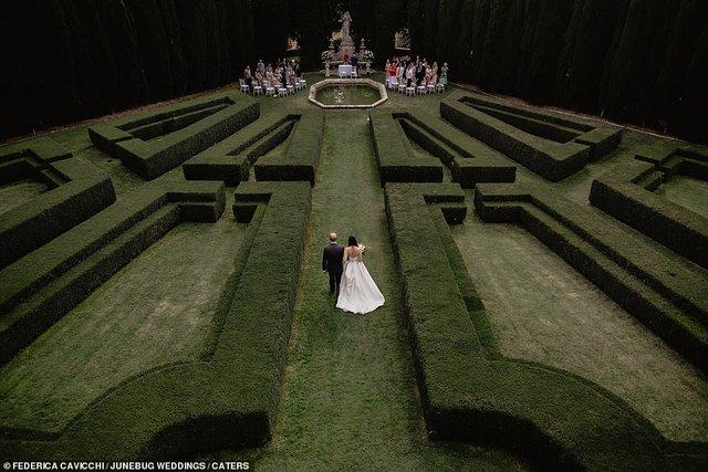 Експерти вибрали найкращі весільні фото року - фото 296946