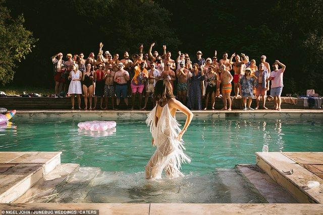 Експерти вибрали найкращі весільні фото року - фото 296948