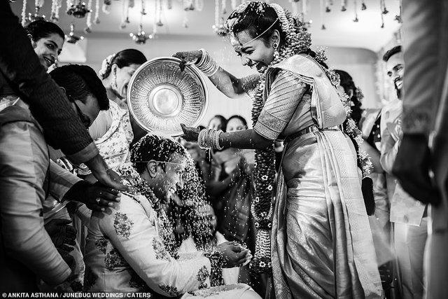 Експерти вибрали найкращі весільні фото року - фото 296949