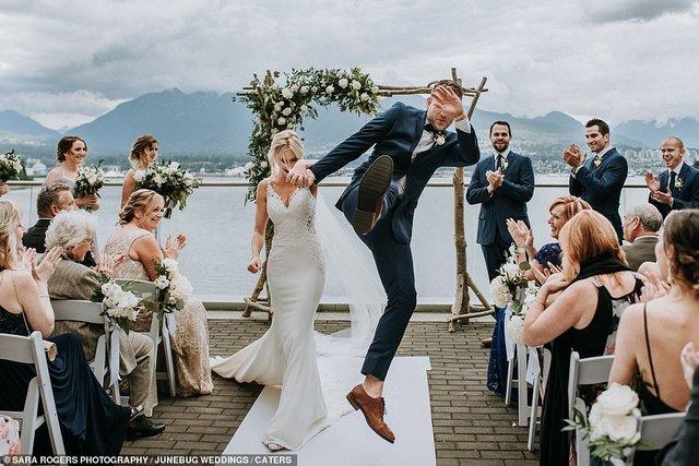 Експерти вибрали найкращі весільні фото року - фото 296950