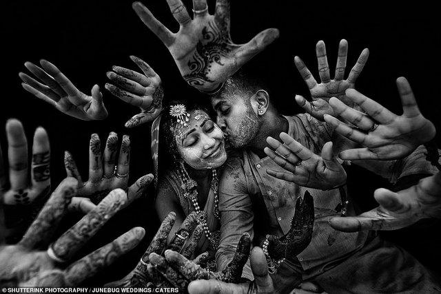 Експерти вибрали найкращі весільні фото року - фото 296952