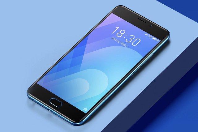Meizu випустить смартфон з незвичайним вирізом    - фото 297247