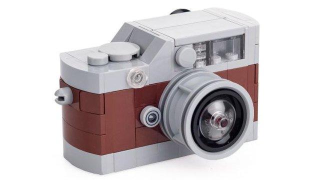 Leica і Lego випустили дуже незвичний конструктор - фото 297349