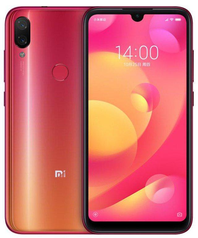 Xiaomi Mi Play - фото 297370