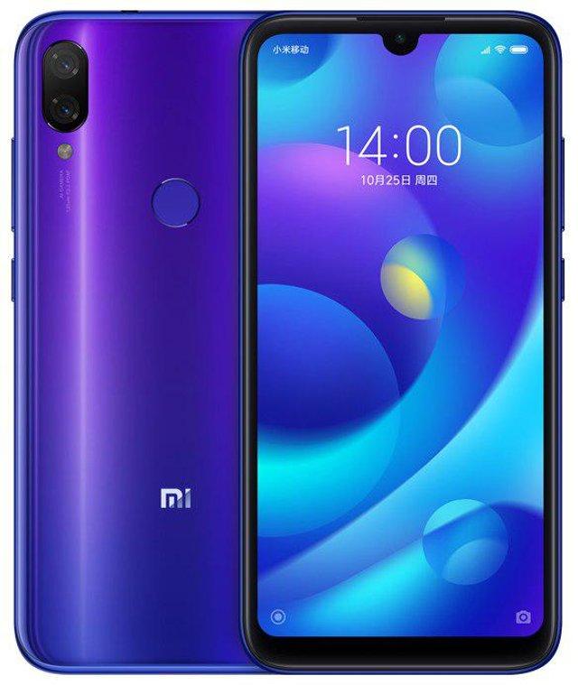 Xiaomi Mi Play - фото 297371