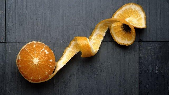 Не викидайте шкірки від апельсина - фото 297513