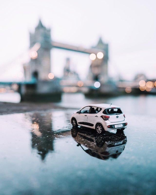 Мініатюрні авто у захопливих фото Кім Леенбергер - фото 297571