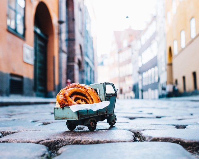 Мініатюрні авто у захопливих фото Кім Леенбергер - фото 297572
