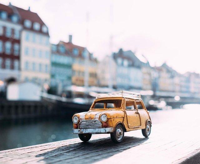 Мініатюрні авто у захопливих фото Кім Леенбергер - фото 297578