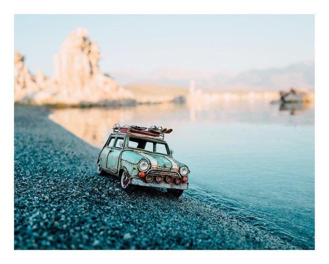Мініатюрні авто у захопливих фото Кім Леенбергер - фото 297580