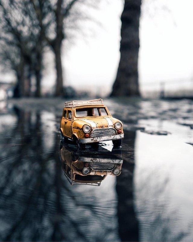 Мініатюрні авто у захопливих фото Кім Леенбергер - фото 297582