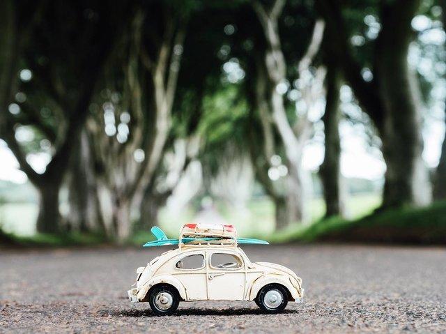 Мініатюрні авто у захопливих фото Кім Леенбергер - фото 297585