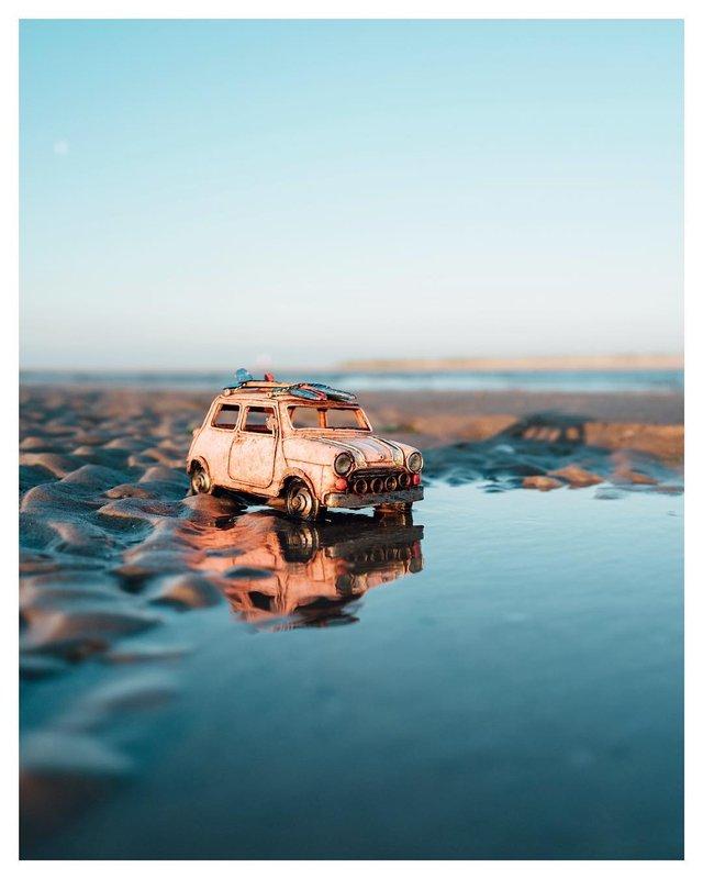 Мініатюрні авто у захопливих фото Кім Леенбергер - фото 297586
